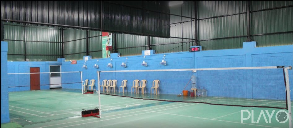 Acers Badminton Academy, Nelson Manickam Rd, Chennai - Playo