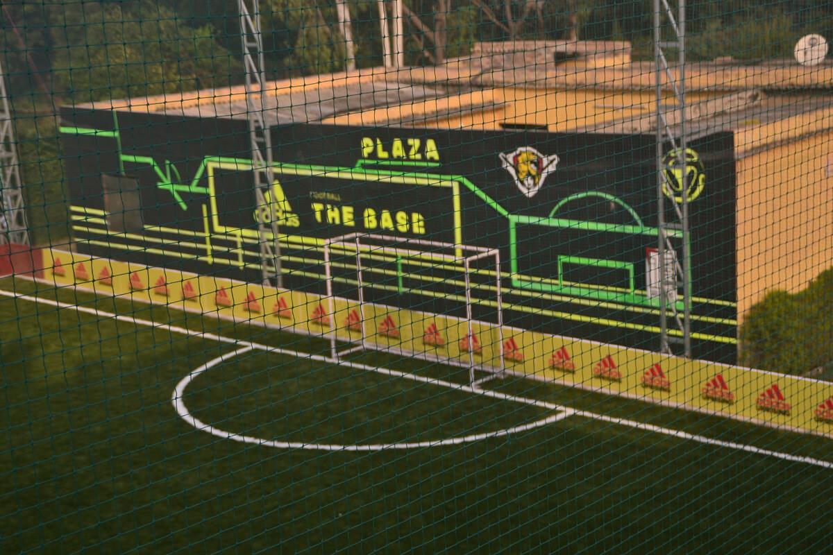 Hipócrita autobús Comparable  Adidas The Base Plaza, Chattarpur, NCR - Playo