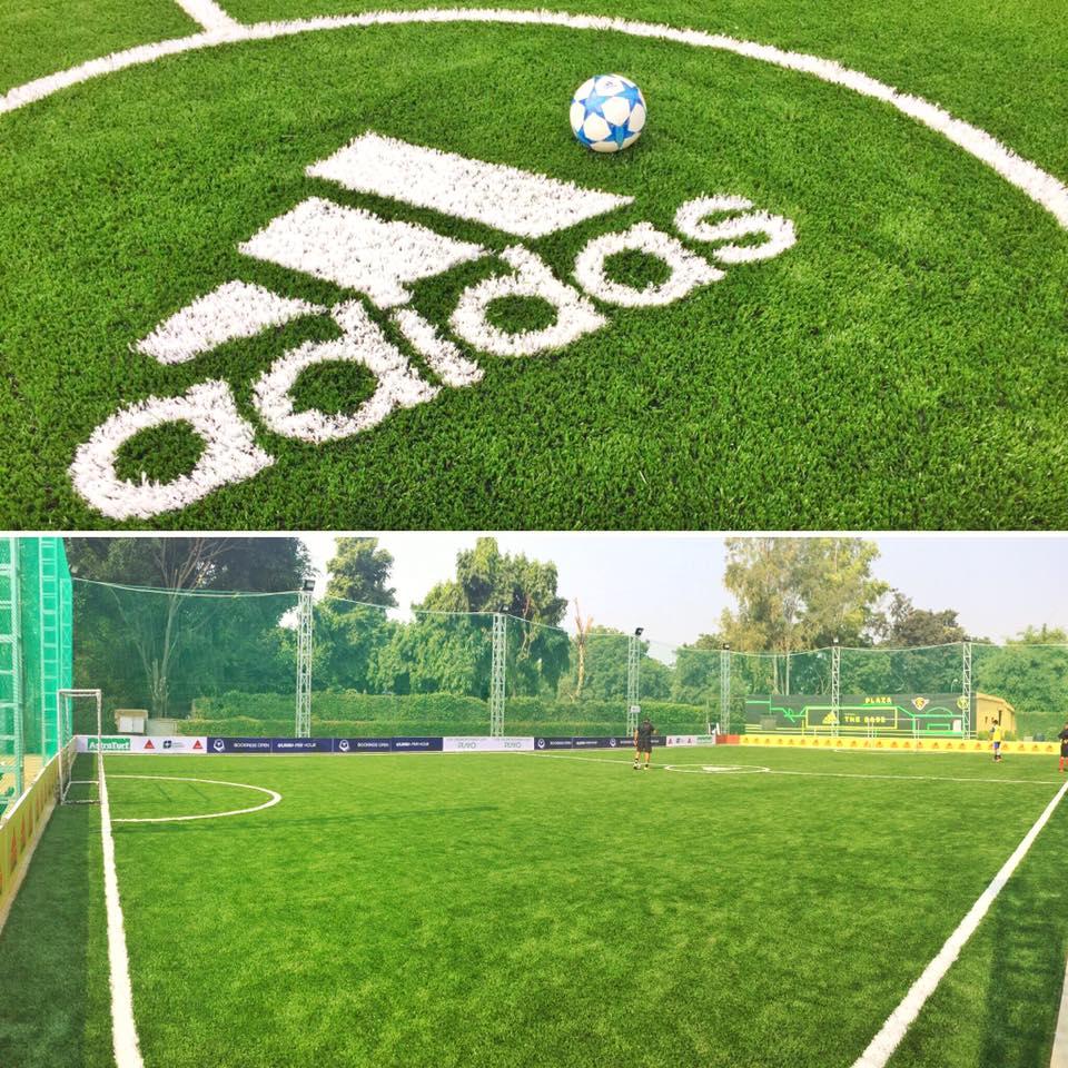 lila Deliberadamente comunicación  Adidas The Base Plaza, Chattarpur, NCR - Playo