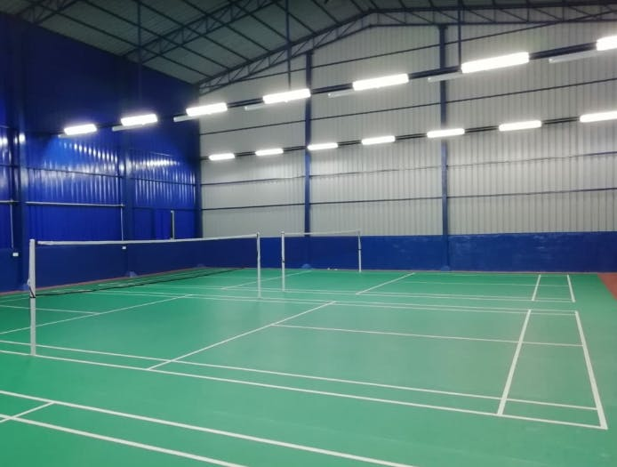 AJS Sports Arena0
