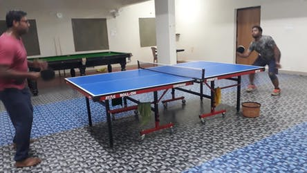 Astonishing Table Tennis Clubs In Kukatpally Hyderabad Playo Home Remodeling Inspirations Genioncuboardxyz