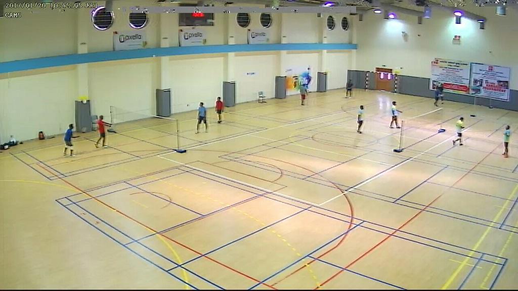 Al Twar 3 Sports Hall