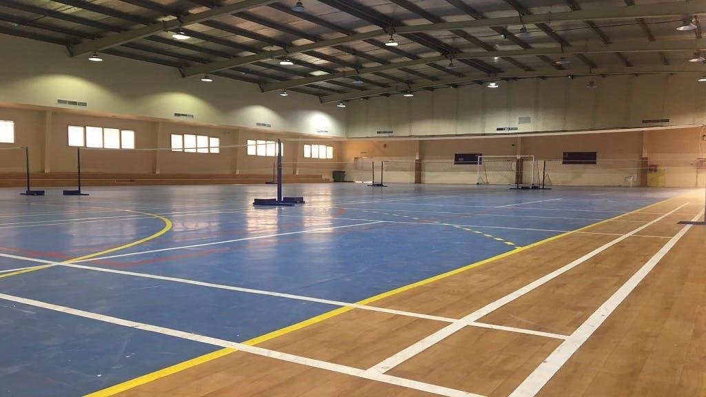 Arabian American Badminton