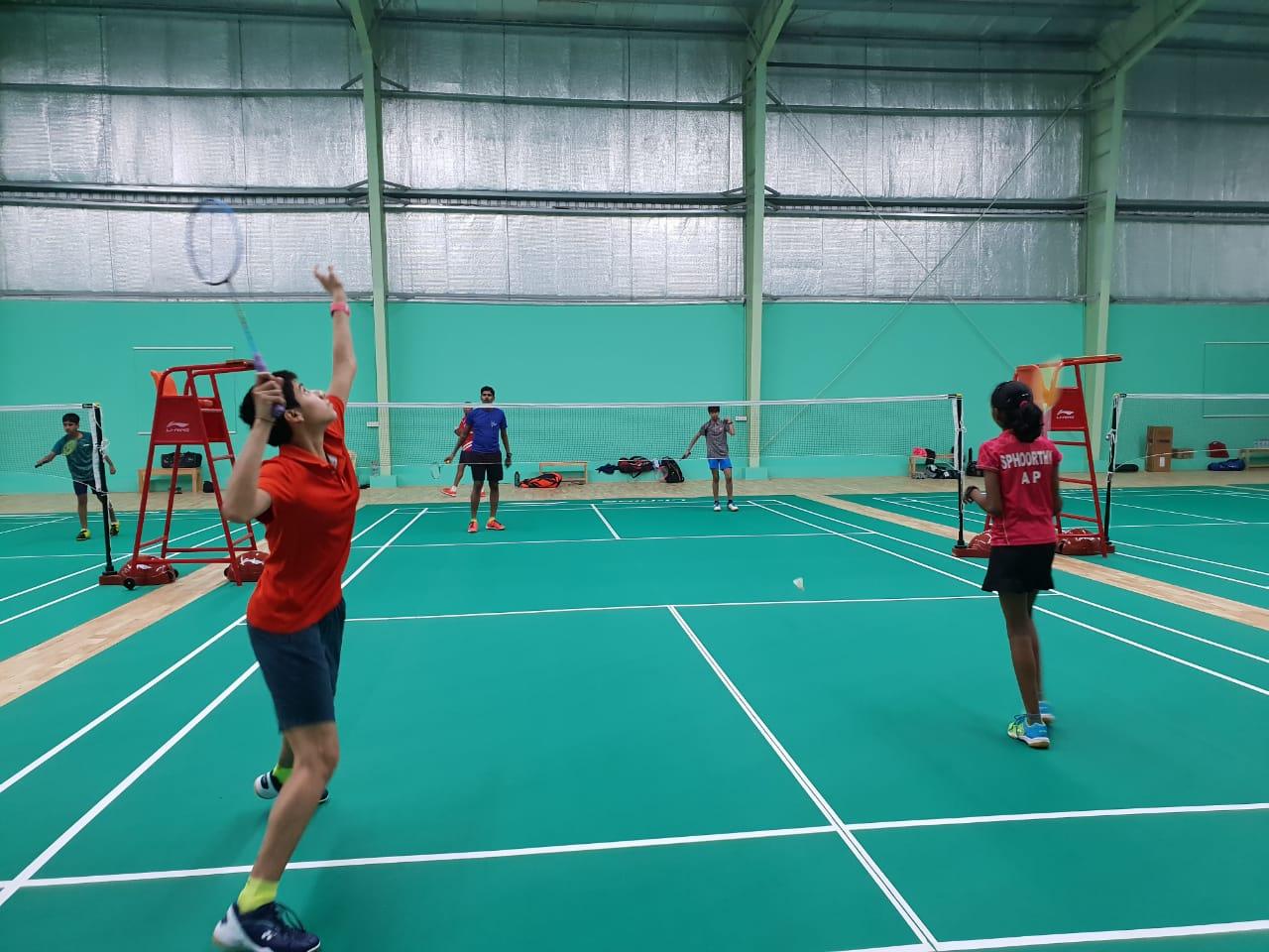 Asian Sports Center Bandlaguda Jagir Hyderabad Playo