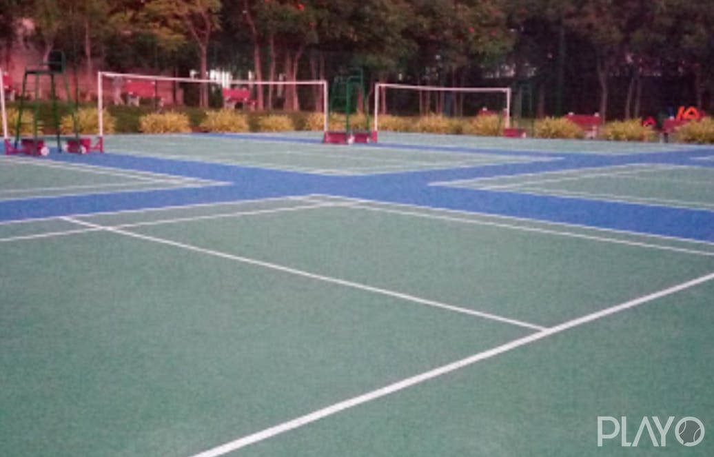 Badminton Court - Infosys Limited, Electronic City