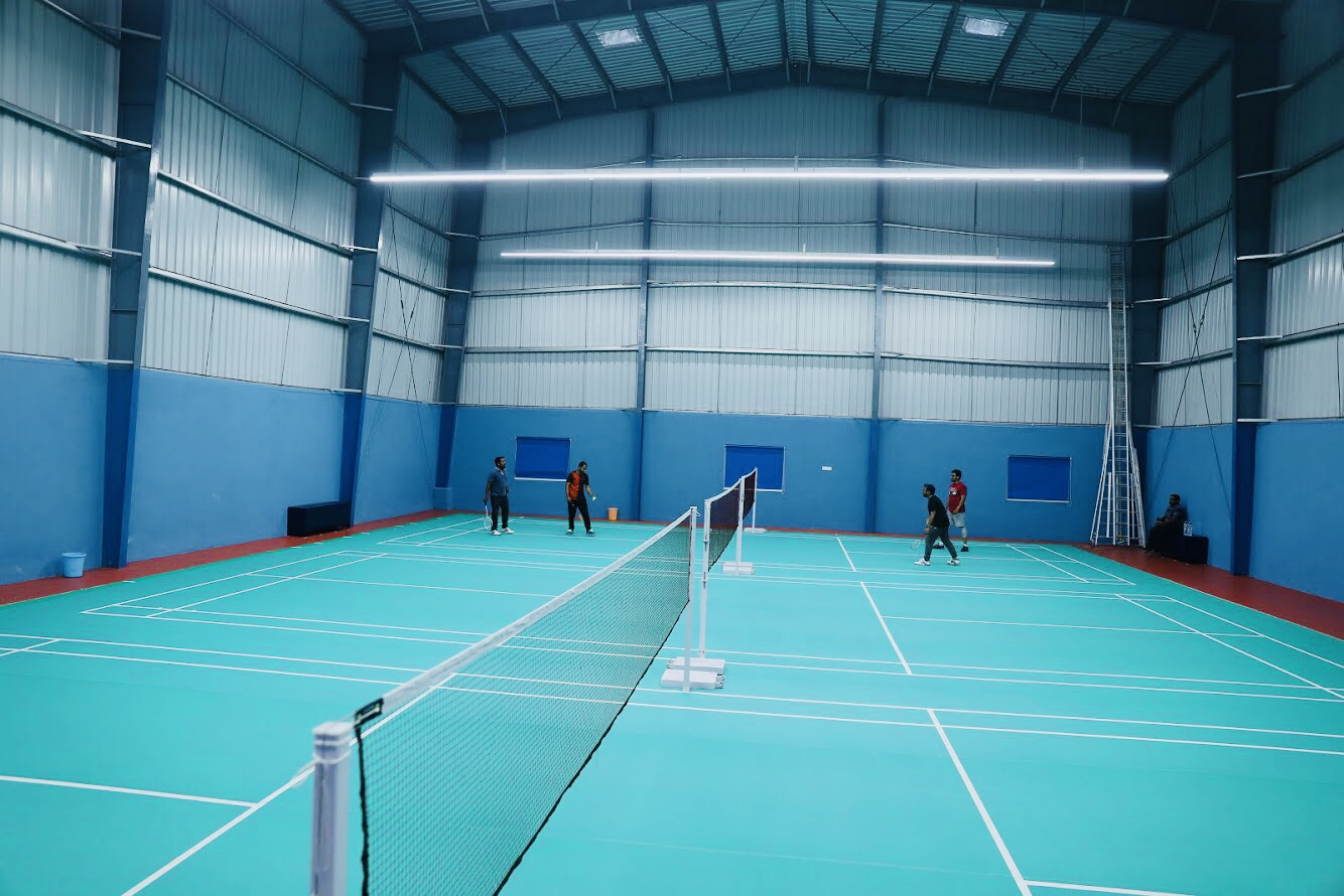 BRR Badminton Arena, Balanagar, Hyderabad - Playo