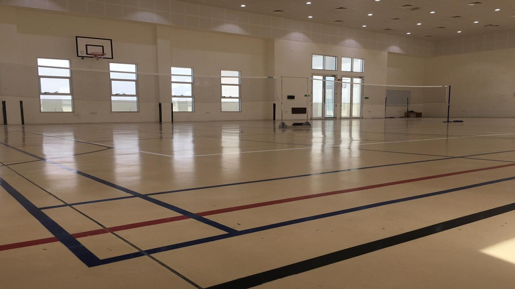 Basketball Courts in Al Jurf Ajman - Playo