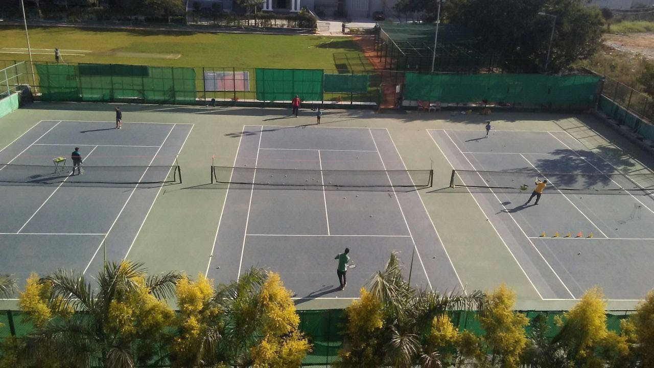 Gopalan Sports Center4