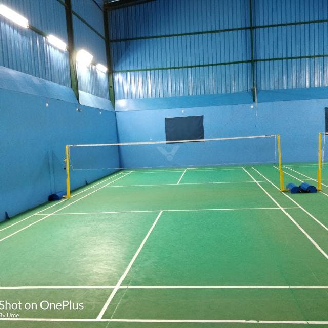 Manjunatha Swamy Badminton Court4