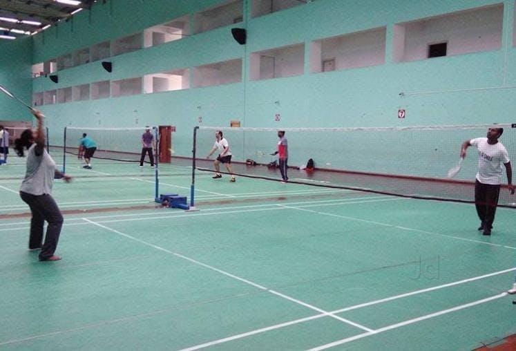 Pullela Gopichand Badminton Academy2