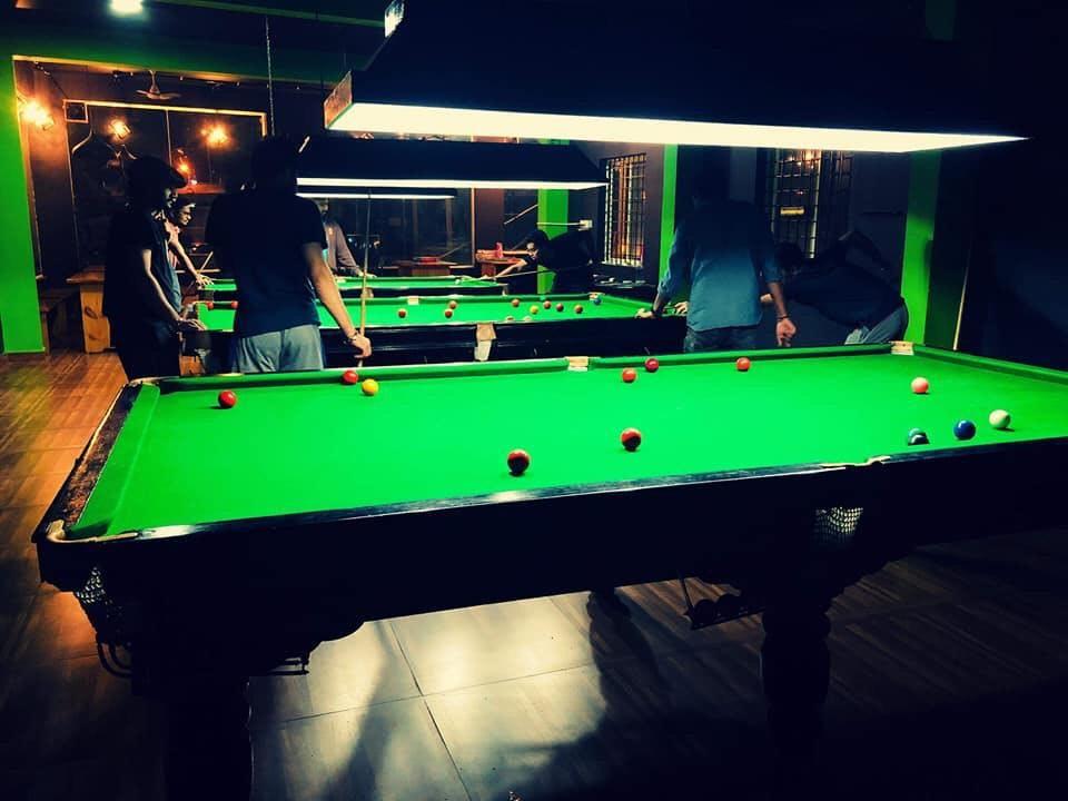 Snooker Cafe0