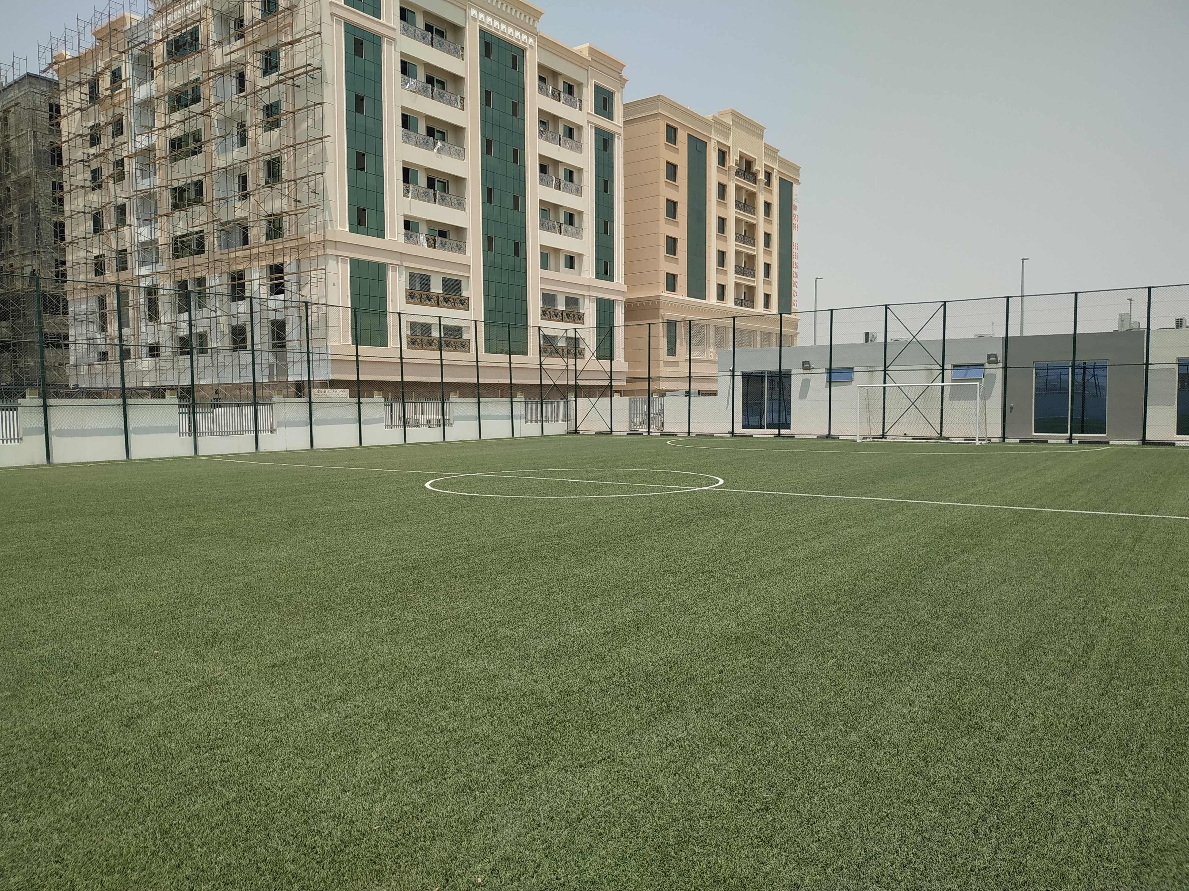Football Grounds in Sharjah - Playo