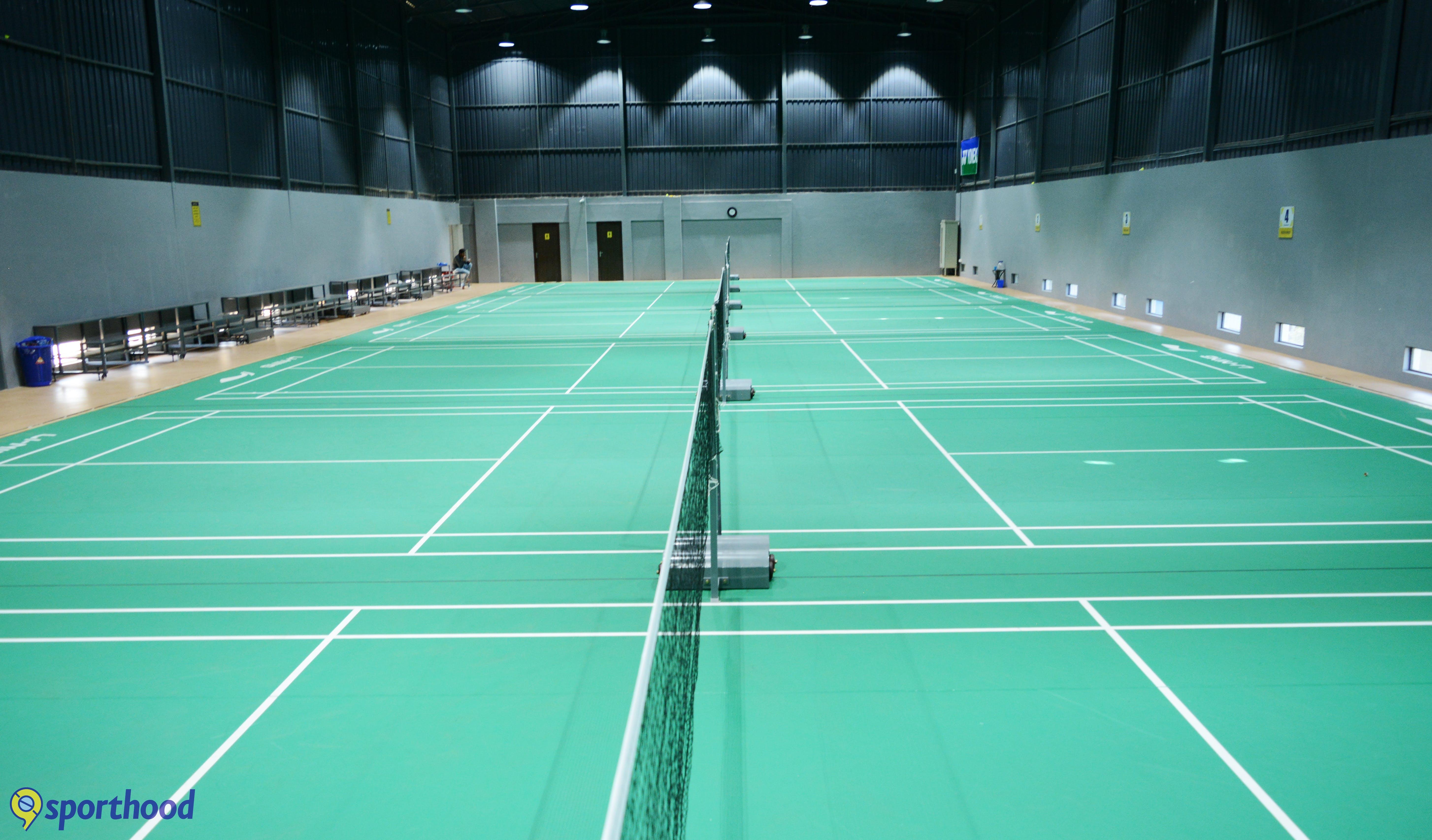 Sporthood Badminton Arena3