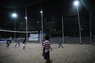Beach Volleyball Clubs in Kondapur Hyderabad - Playo