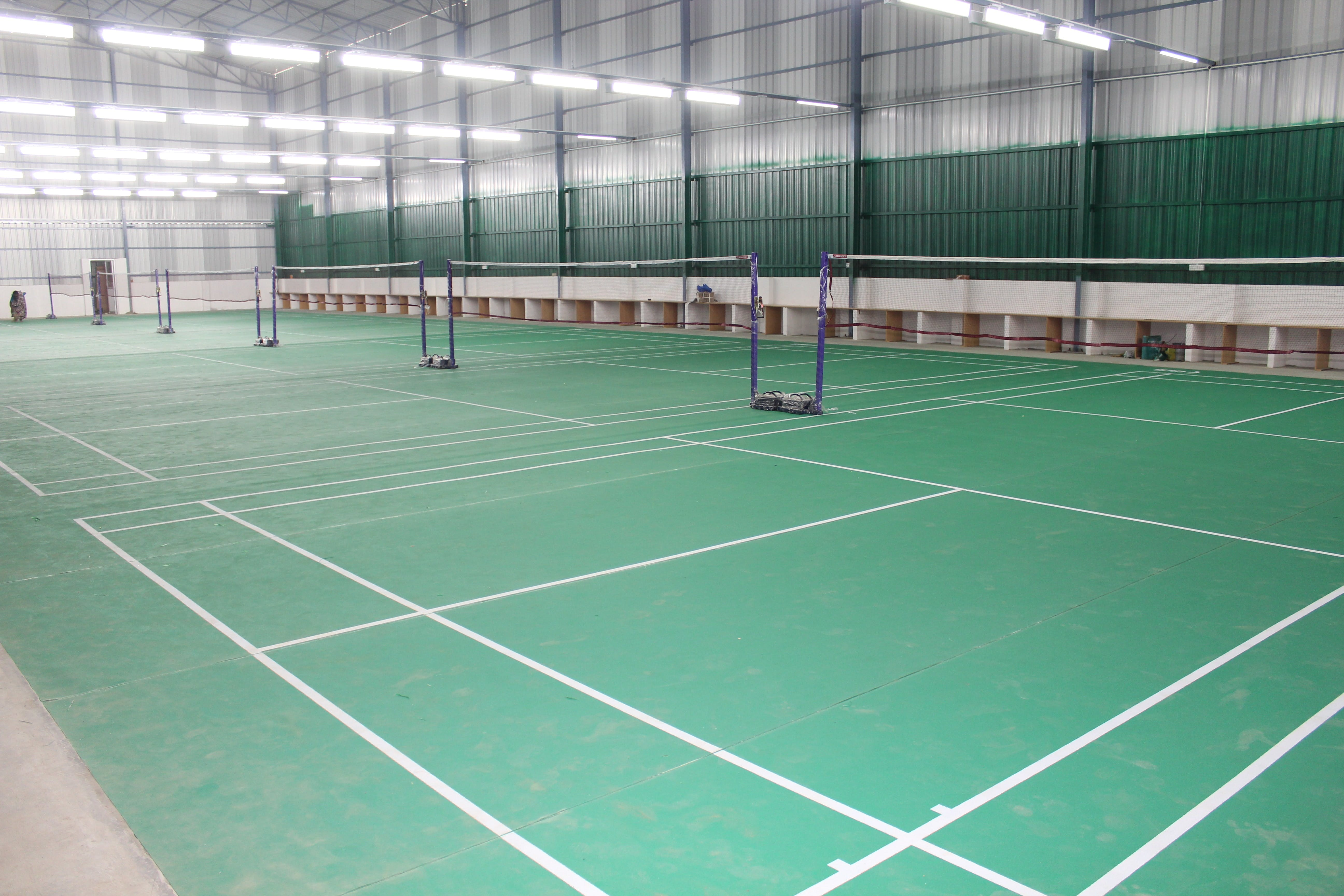 Stop and Play Badminton Academy0