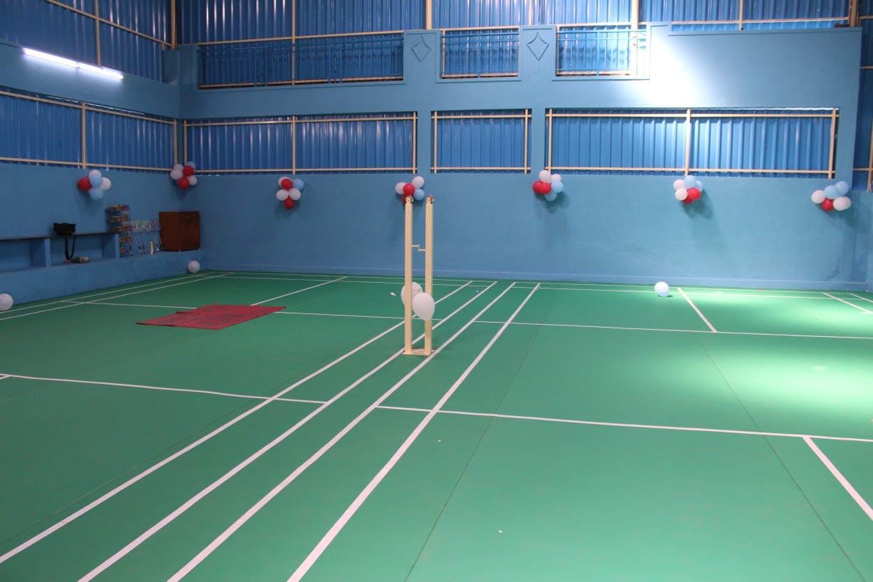 Vector Badminton Centre0